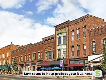 Commercial Property Insurance From ThinkInsure