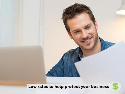 Low rated to protect your business with ThinkInsure