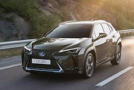 Lexus auto insurance