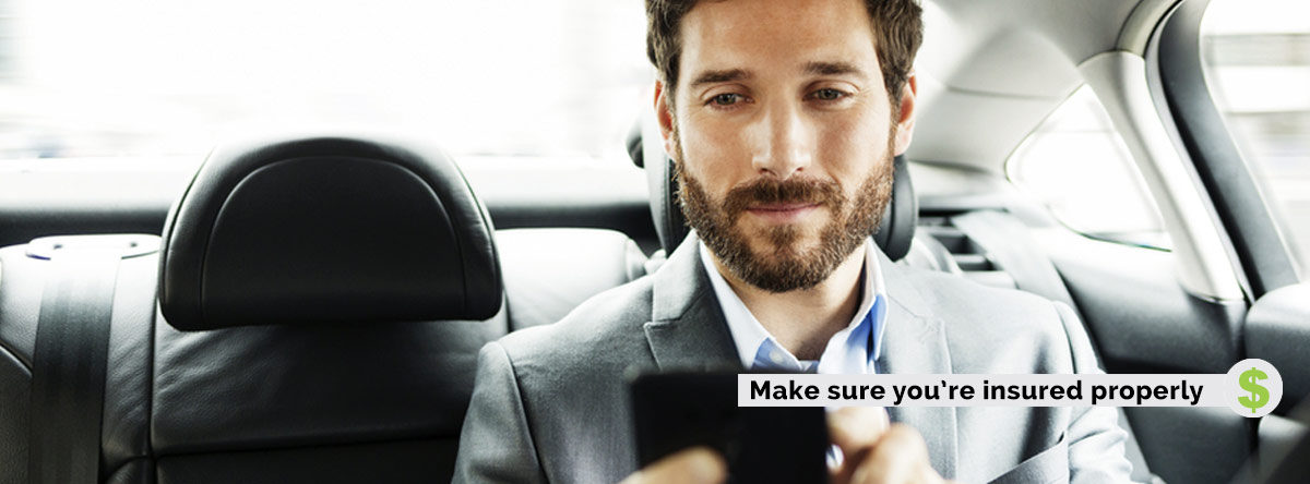 Get Uber Ride Sharing Insurance