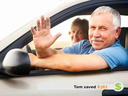 Tom Saved $388 on Insurance with ThinkInsure