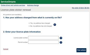 How Can I Renew My Car Registration Online