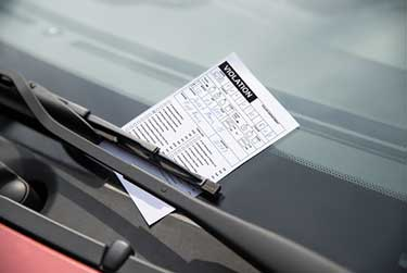 Do parking tickets affect insurance?
