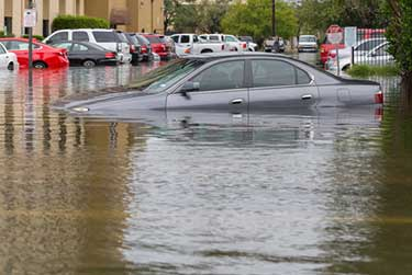 Does Car Insurance Cover Weather Damage Hail Water Flood Tree