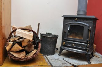 Wood Stove And Insurance