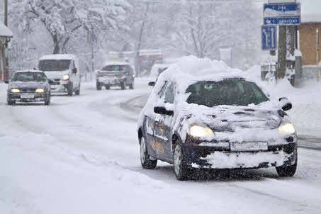 Top 15 Ontario Winter Driving Tips