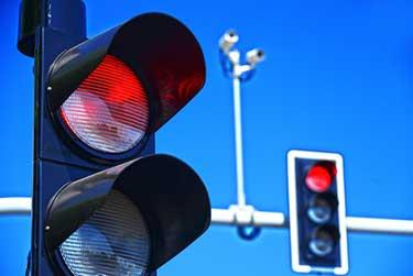 red light camera ticket ontario