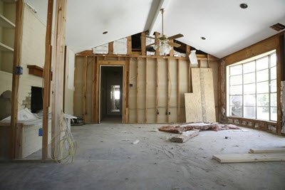 Home renovations and insurance coverage