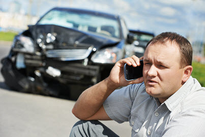 Report An Auto Collision In Alberta