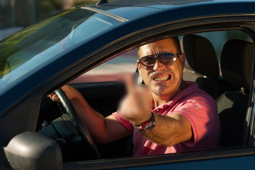 Ontario Road Rage Is On The Rise