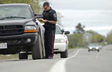 Speeding Ticket Alberta