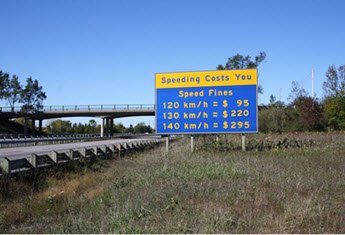 Speeding Tickets And Fines