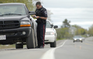 How do tickets affect car insurance rates in Ontario?