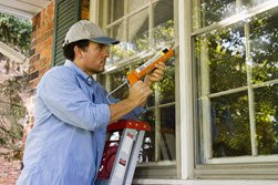 Winter home maintenance tips - exterior caulking