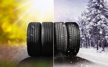 Winter Tires In Summer